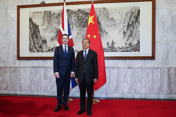 Lintao Zhang「China-UK High Level Economic And Financial Dialogue」:写真・画像(11)[壁紙.com]