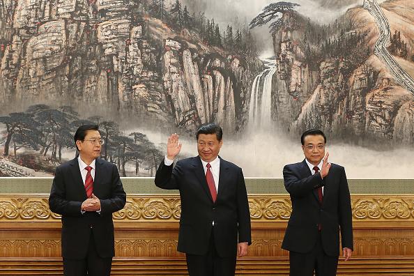 Leadership「New CPC Leaders Meet Press」:写真・画像(3)[壁紙.com]