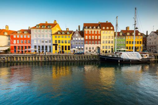 Copenhagen「Nyhavn, Copenhagen, Denmark」:スマホ壁紙(7)