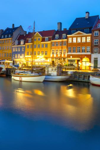 Danish Culture「Nyhavn, Copenhagen, Denmark」:スマホ壁紙(8)