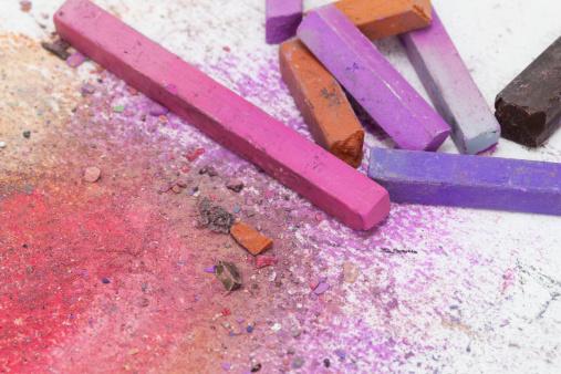 Chalk - Art Equipment「Artist Chalk」:スマホ壁紙(11)