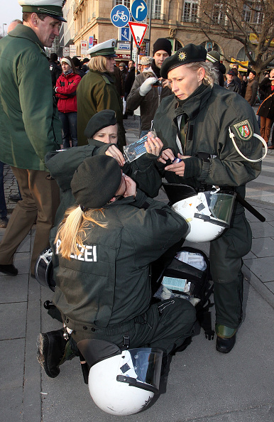 Spray「45th Munich Security Conference」:写真・画像(5)[壁紙.com]