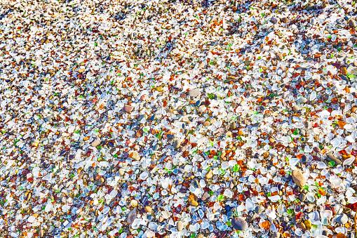 Recycling「Glass Beach, Fort Bragg, California,USA」:スマホ壁紙(11)