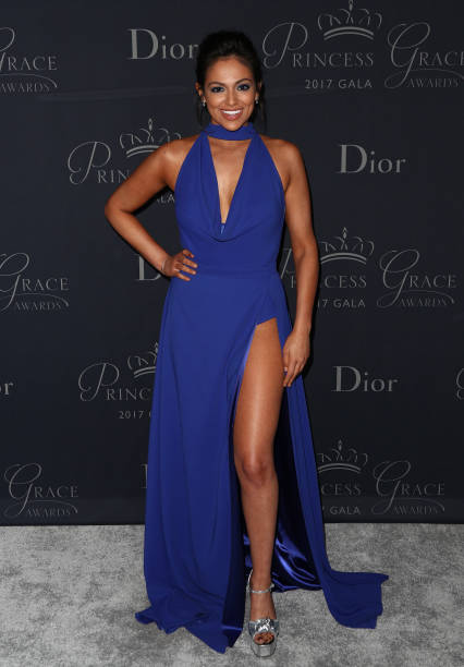 ビバリーヒルズ「2017 Princess Grace Awards Gala - Arrivals」:写真・画像(13)[壁紙.com]