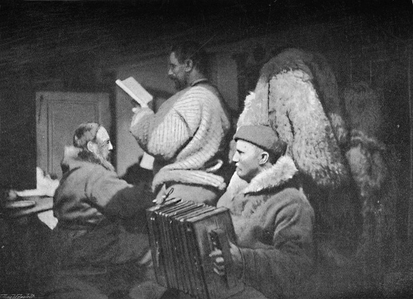 Accordion - Instrument「'Musical Entertainment in the Saloon',  c1893-1896,」:写真・画像(3)[壁紙.com]
