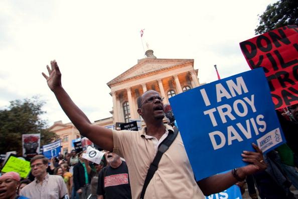 Jessica McGowan「Georgia Parole Board Denies Clemency For Troy Davis」:写真・画像(17)[壁紙.com]