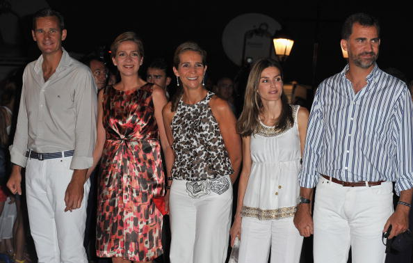 Princess Elena of Spain「Wedding of Prince Nikolaos and Tatiana Blatnik - Pre Wedding Reception」:写真・画像(5)[壁紙.com]