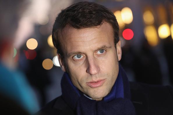 Independent News and Media「Emmanuel Macron Visits Berlin」:写真・画像(11)[壁紙.com]