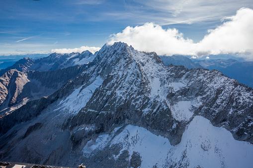 Cable Car「Mountain Range, Italian Alps, Adamello」:スマホ壁紙(6)