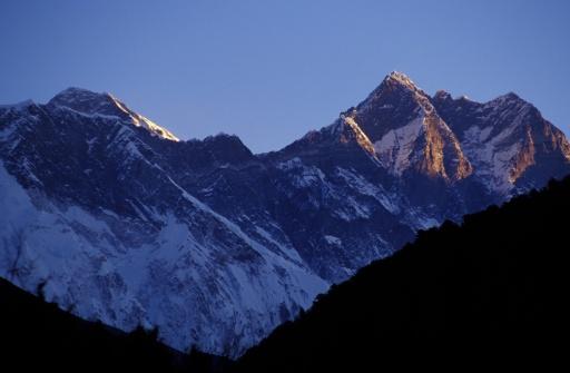 Khumbu「Mountain range」:スマホ壁紙(3)