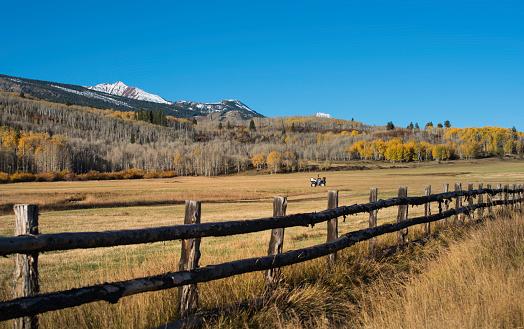 San Juan Mountains「Mountain Ranch」:スマホ壁紙(8)
