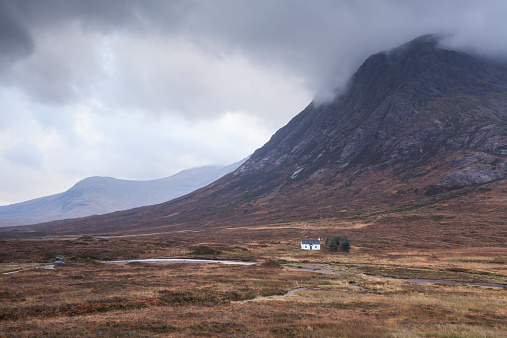 Croft「Buachaille Etive Mor in Glencoe, Scotland」:スマホ壁紙(17)