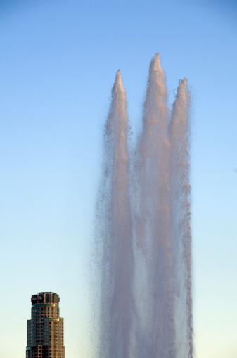City Of Los Angeles「Echo  Park lake and fountain」:スマホ壁紙(16)