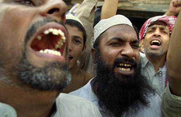 Anger「Pro-Taliban in Pakistan Draws Thousands」:写真・画像(9)[壁紙.com]