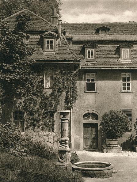 Crockery「Weimar - Frau von Steins house, 1931」:写真・画像(3)[壁紙.com]