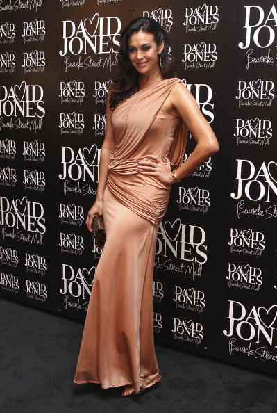 Clutch Bag「David Jones New Flagship Store Opening Red Carpet Arrivals」:写真・画像(8)[壁紙.com]