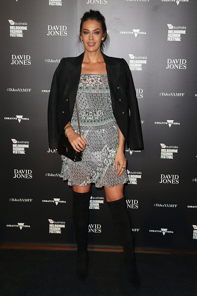 Melbourne Fashion Festival「David Jones Opens Melbourne Fashion Festival 2016 - Arrivals」:写真・画像(10)[壁紙.com]