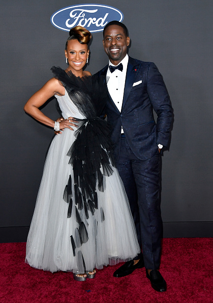 Tulle Netting「51st NAACP Image Awards - Arrivals」:写真・画像(2)[壁紙.com]
