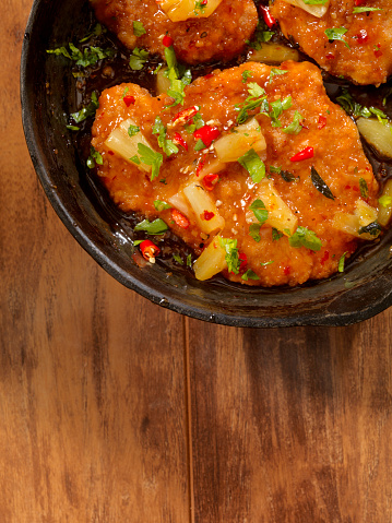 Sweet And Sour Dish「Sweet and Sour Chicken」:スマホ壁紙(17)