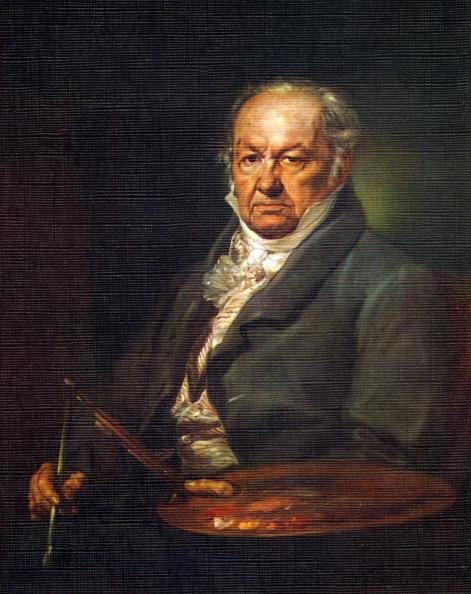Jose Lopez「Goya ' s portrait by Vicente Lopez (1772-1850).」:写真・画像(17)[壁紙.com]