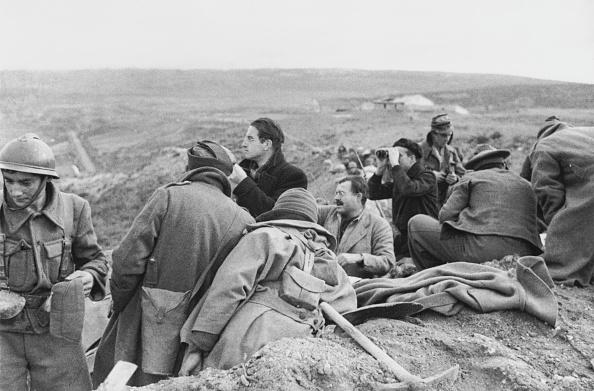 スペイン「Hemingway In Spain」:写真・画像(14)[壁紙.com]