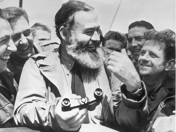 World War II「Hemingway」:写真・画像(6)[壁紙.com]