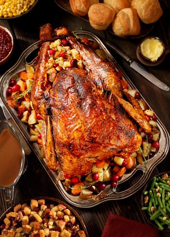 Deep Fried「Deep Fried Turkey Dinner」:スマホ壁紙(1)