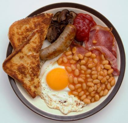 Bean「Fried Breakfast」:スマホ壁紙(9)