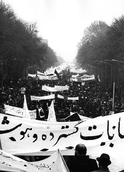 Royal Palace of Laeken「Anti-Shah Demonstration」:写真・画像(15)[壁紙.com]