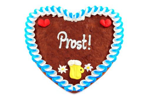 Edelweiss - Flower「Oktoberfest Gingerbread Cookie in heart shape」:スマホ壁紙(17)