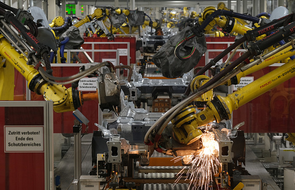 Industry「Volkswagen Automobile Production At Wolfsburg Plant」:写真・画像(7)[壁紙.com]