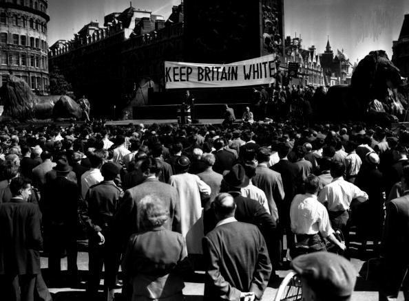 Prejudice「Keep Britain White」:写真・画像(14)[壁紙.com]