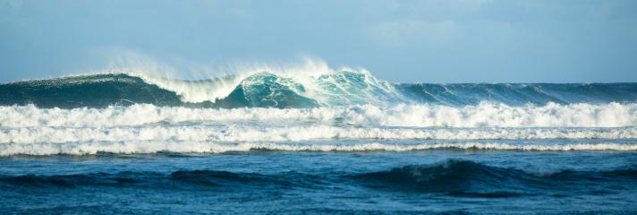 Wave「ノースョア波ハワイで合流します。」:スマホ壁紙(12)