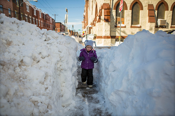 2016 Winter Storm Jonas「Huge Snow Storm Slams Into Mid Atlantic States」:写真・画像(12)[壁紙.com]