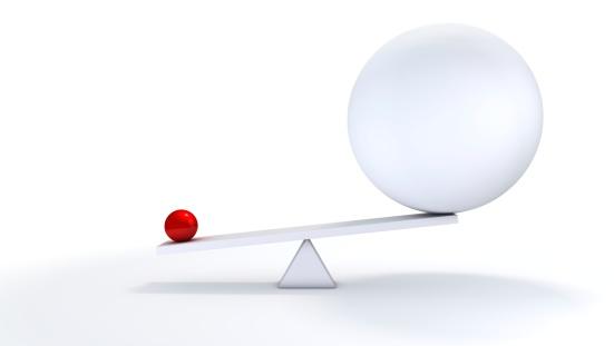 Number「Small ball out balance.」:スマホ壁紙(12)
