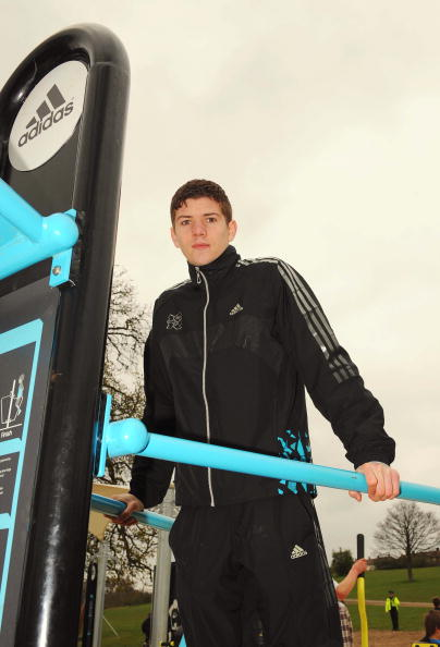 Boxer Luke Campbell「adiZone Launch」:写真・画像(15)[壁紙.com]