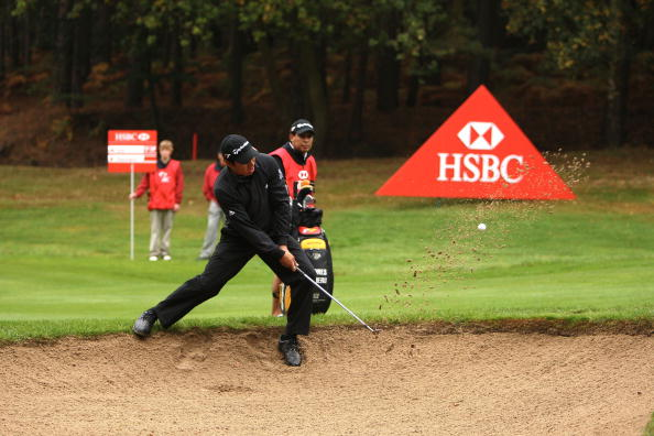 Sand Trap「HSBC World MatchPlay Championship」:写真・画像(18)[壁紙.com]