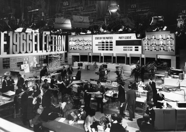 Television Industry「Election Broadcast」:写真・画像(18)[壁紙.com]