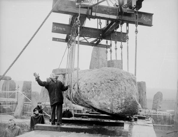 Archaeology「Stonehenge Restored」:写真・画像(4)[壁紙.com]