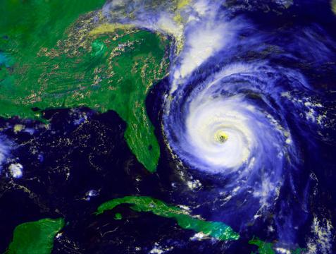 1990-1999「September 4, 1996 - Hurricane Fran」:スマホ壁紙(8)
