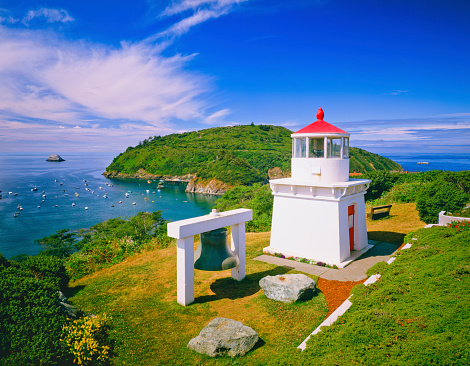 California State Route 1「Trinidad Lighthouse in northern California」:スマホ壁紙(16)