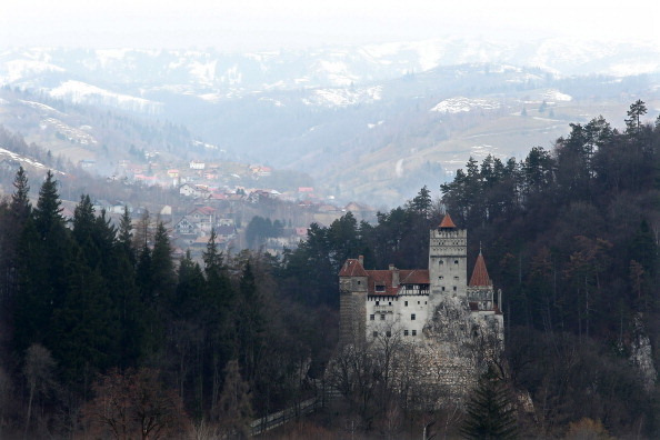 Mountain「Romania Promotes Tourism To Boost Economy」:写真・画像(10)[壁紙.com]