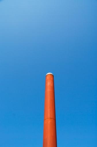 Emitting「Smoke Stack. Ishioka, Ibaraki Prefecture, Japan」:スマホ壁紙(2)