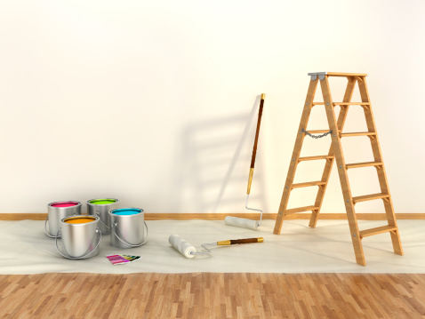 準備「壁の壁画」:スマホ壁紙(12)