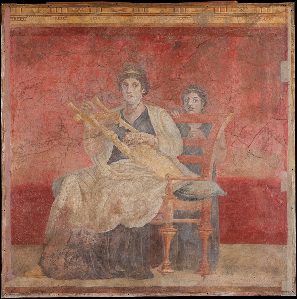 Villa「Wall Painting From Room H Of The Villa Of P. Fannius Synistor At Boscoreale」:写真・画像(17)[壁紙.com]