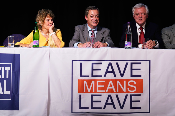 MEP「The First Leave Means Leave Rally Is Held In Bolton」:写真・画像(12)[壁紙.com]