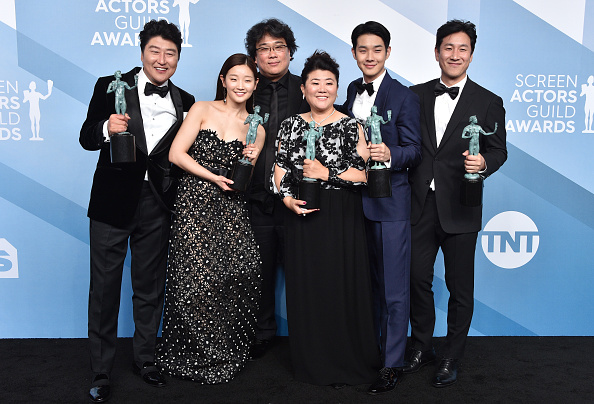 Gregg DeGuire「26th Annual Screen ActorsGuild Awards - Press Room」:写真・画像(10)[壁紙.com]