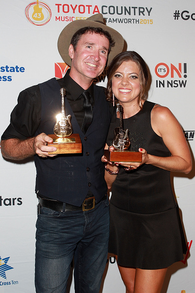 Australian Country Music Awards「43rd Country Music Awards of Australia - Arrivals」:写真・画像(17)[壁紙.com]