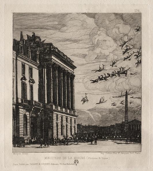 Etching「The Admiralty」:写真・画像(10)[壁紙.com]
