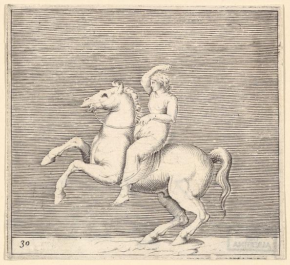 16th Century「Woman On Rearing Horse」:写真・画像(6)[壁紙.com]